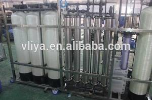 Vliya Demineralized water treatment machine with reverse osmosis system