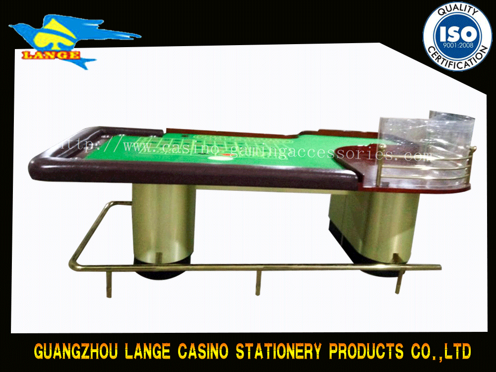 Casino Gambling Table Roulette Table