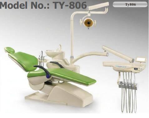 Durable ABS Plastic Portable Micro Dental Chair Units PU Cushion