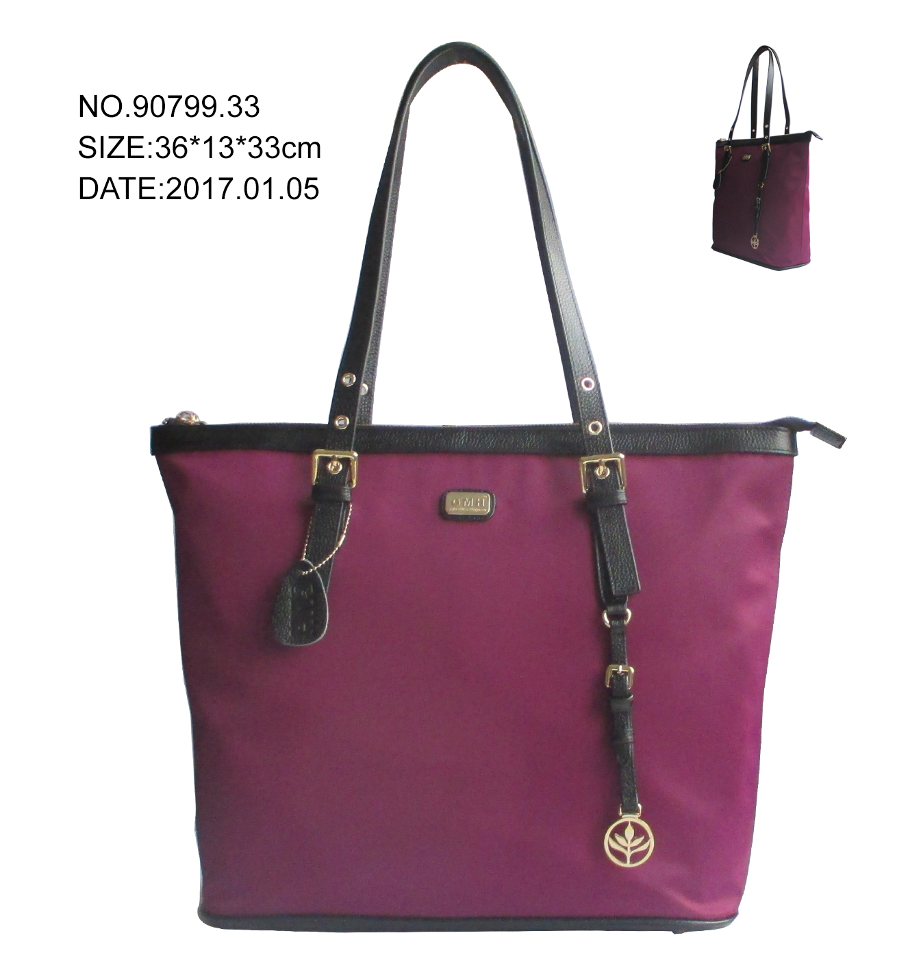 new design fashion OEM handbags with low price from china factory