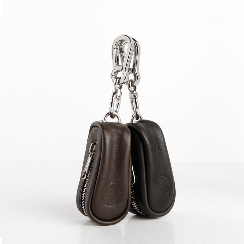 Genuine Or PU Leather Key Wallet