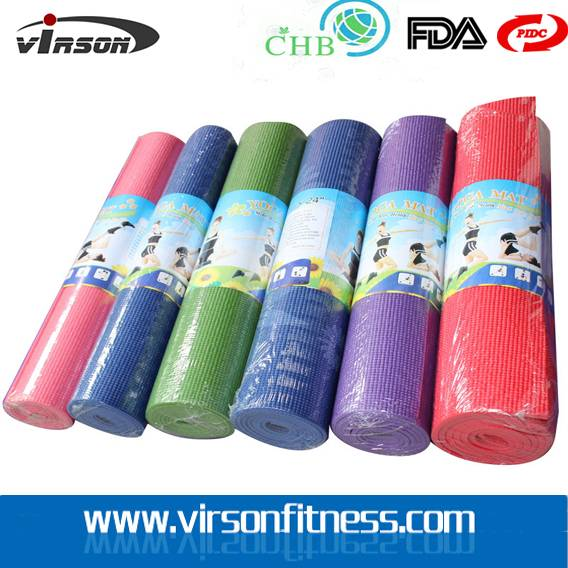Wholesale PVC yoga mat