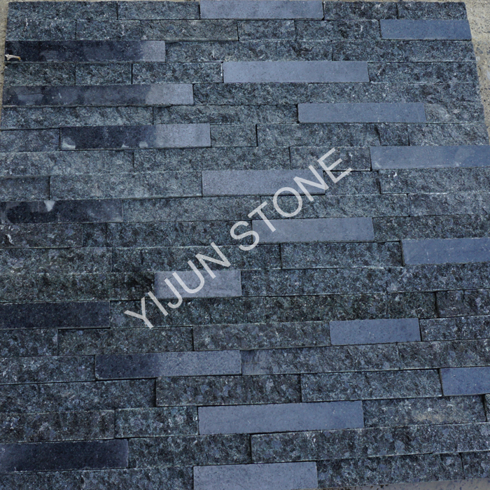 YIJUN STONE/ Natural stone/ Cultured stone/ black wall stone