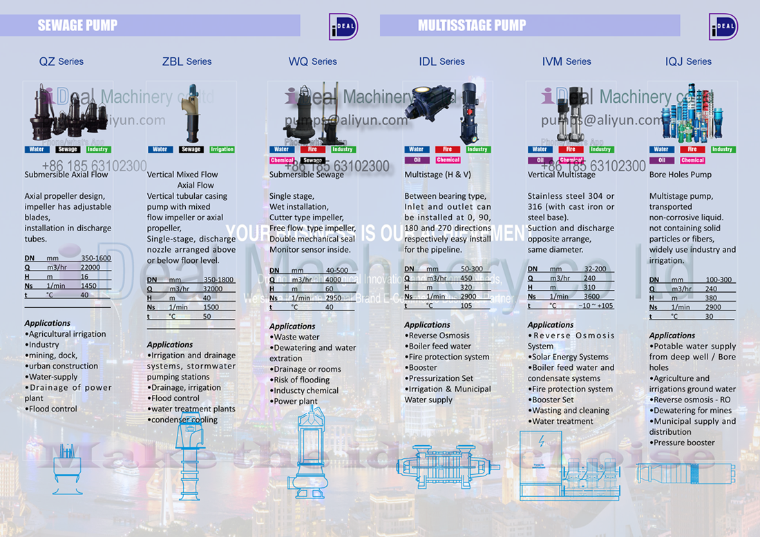 Pump New General Catalogue page 02