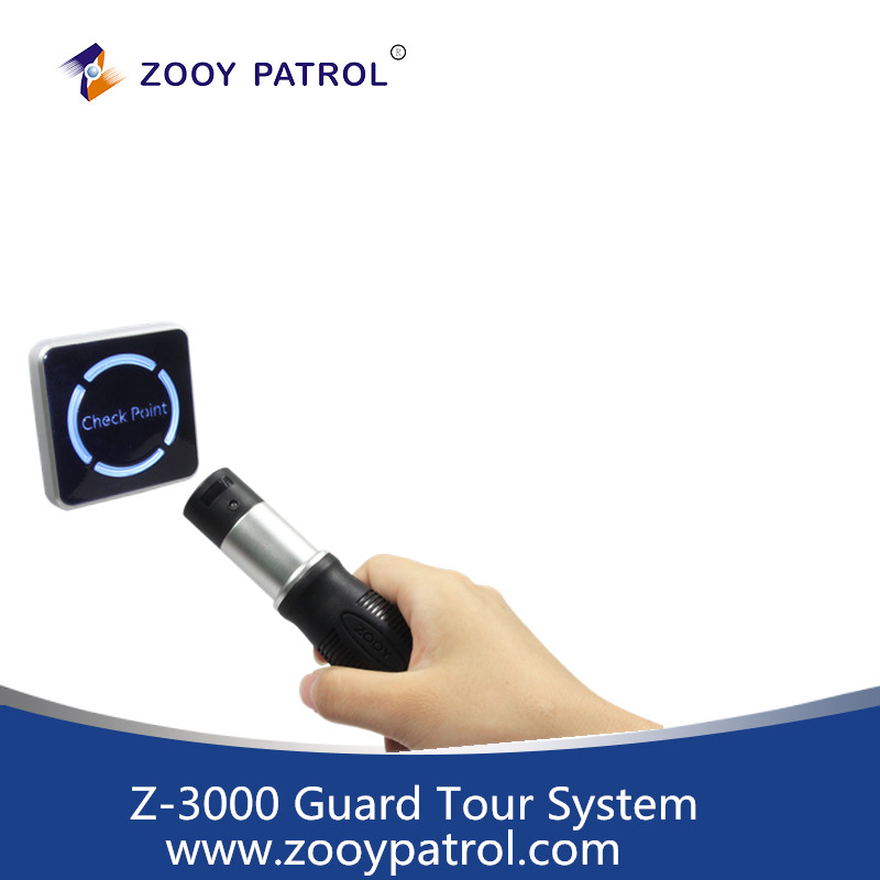 ZOOY Z-3000 Cheap Guard Patrol System Comes with Software
