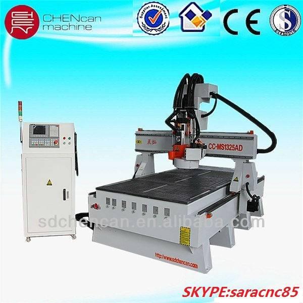 ATC cnc router machine