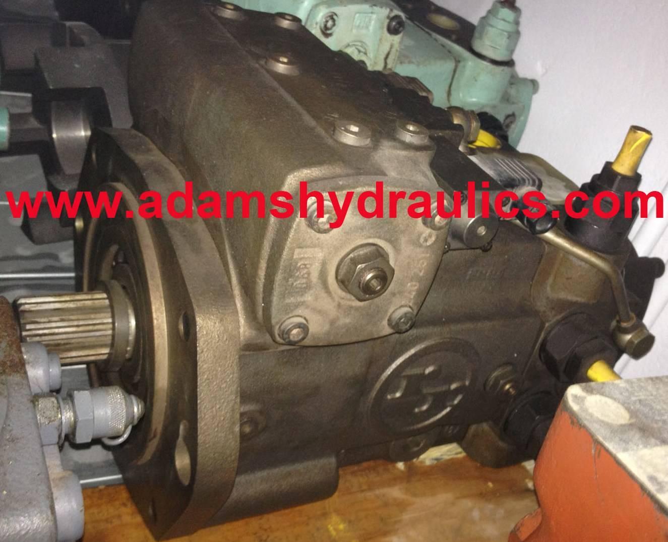 Hydromatik A4V125 Pumps ADAMS Hydraulics