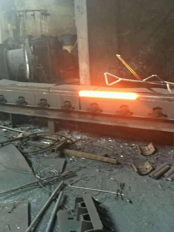 stainless steel round bar of duplex grade of 2205