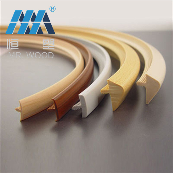 T-molding pvc profile 18mm