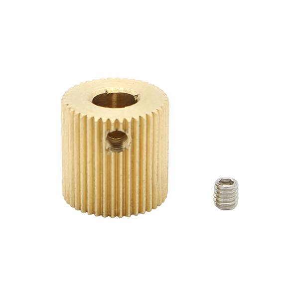 Cashmeral please to sell Brass drive gear for MK7 MK8 extruder 40T