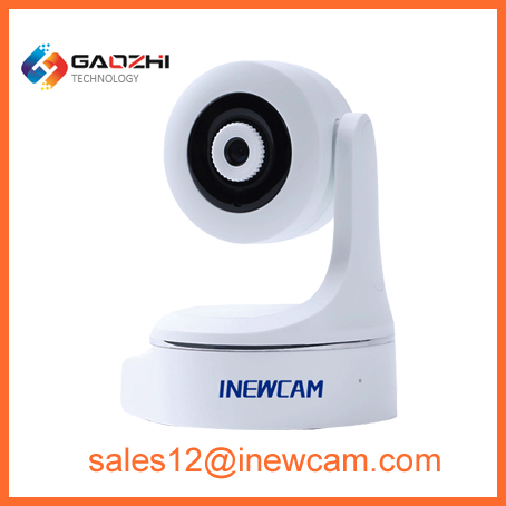 PTZ indoor security monitor wifi wireless CCTV P2P camera