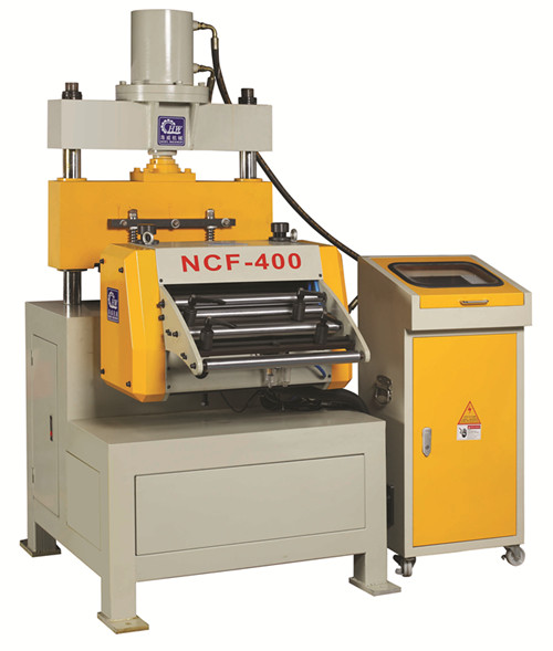 Hot NCF servo roll feeder machine for sheet metal