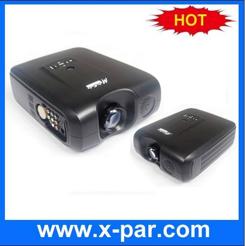 5 inch single lcd home theater projector,video projector TV