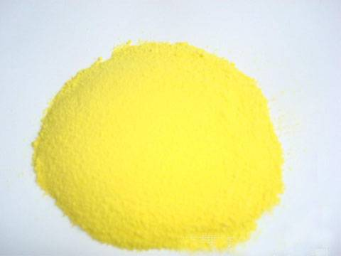 light yellow power polyaluminium chloride (pac) for water treatment