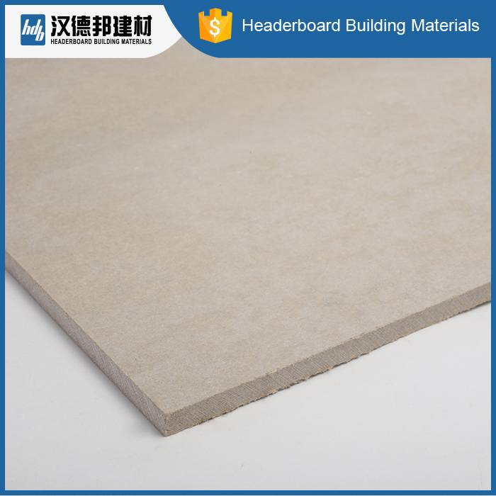 High quality compressed fiber cement board