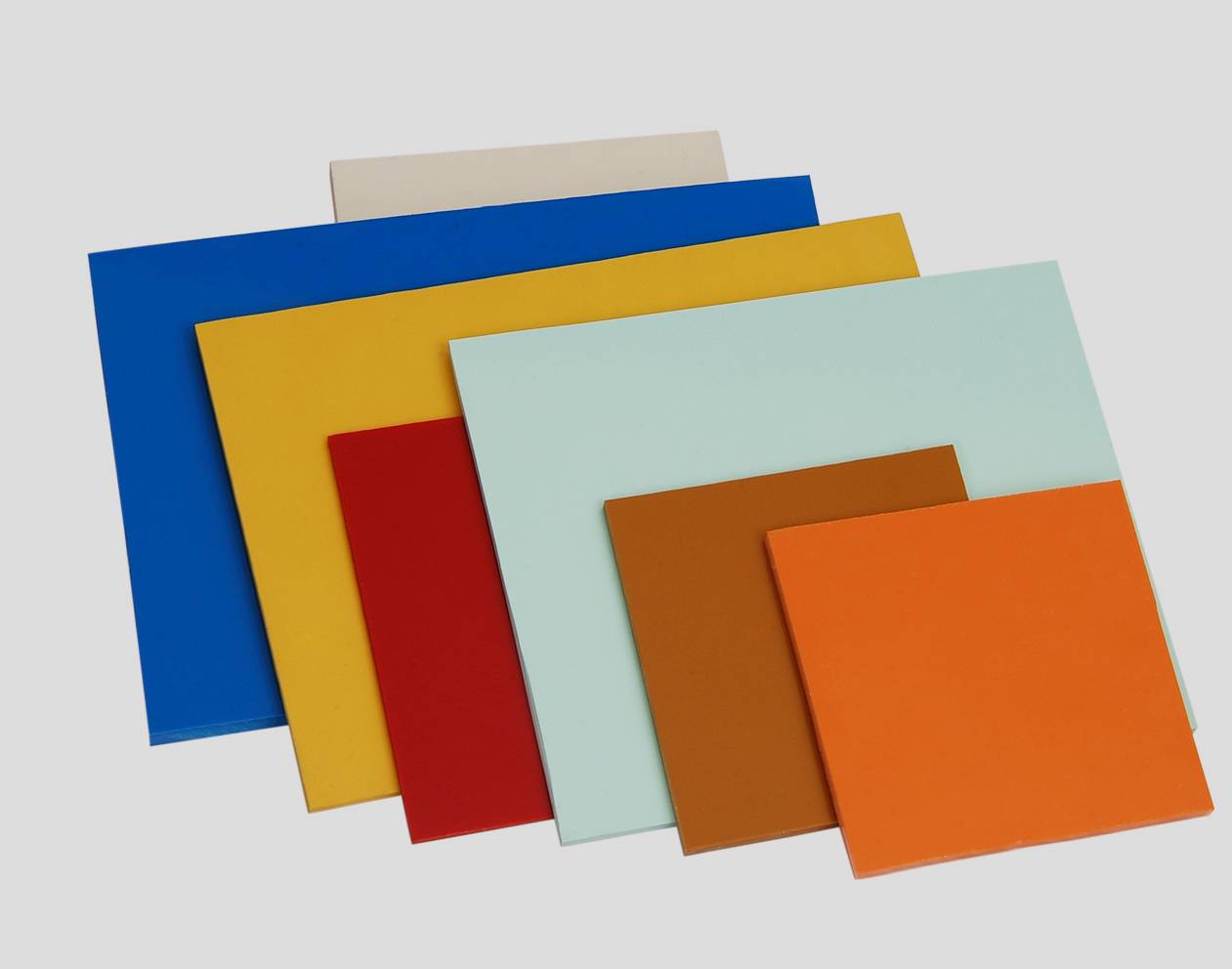 PVC sheets for laboratory equipment
