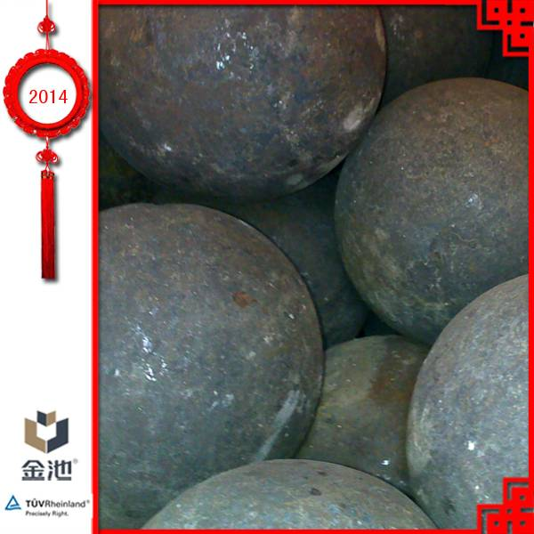 power plant grinding media steel forged ball
