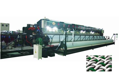 forming fabric loom