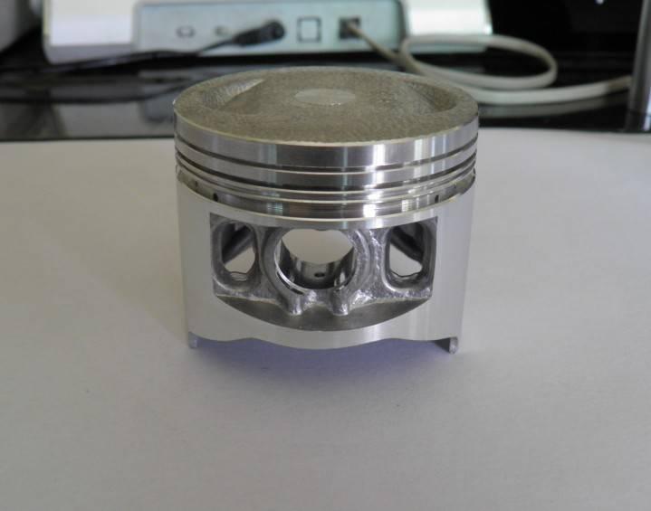 Piston kit for motorcycle--BAJAJ