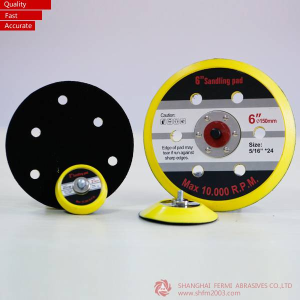 All Size of Holder Pads for Psa & Adhesive Discs