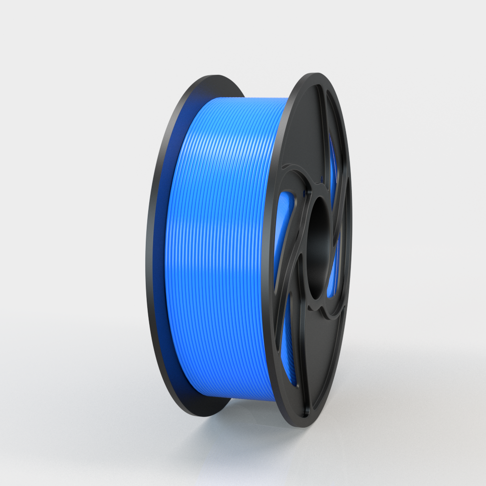 Neat Winding 1.75mm 3D Printer PLA Plastic Filament for 3D Printing