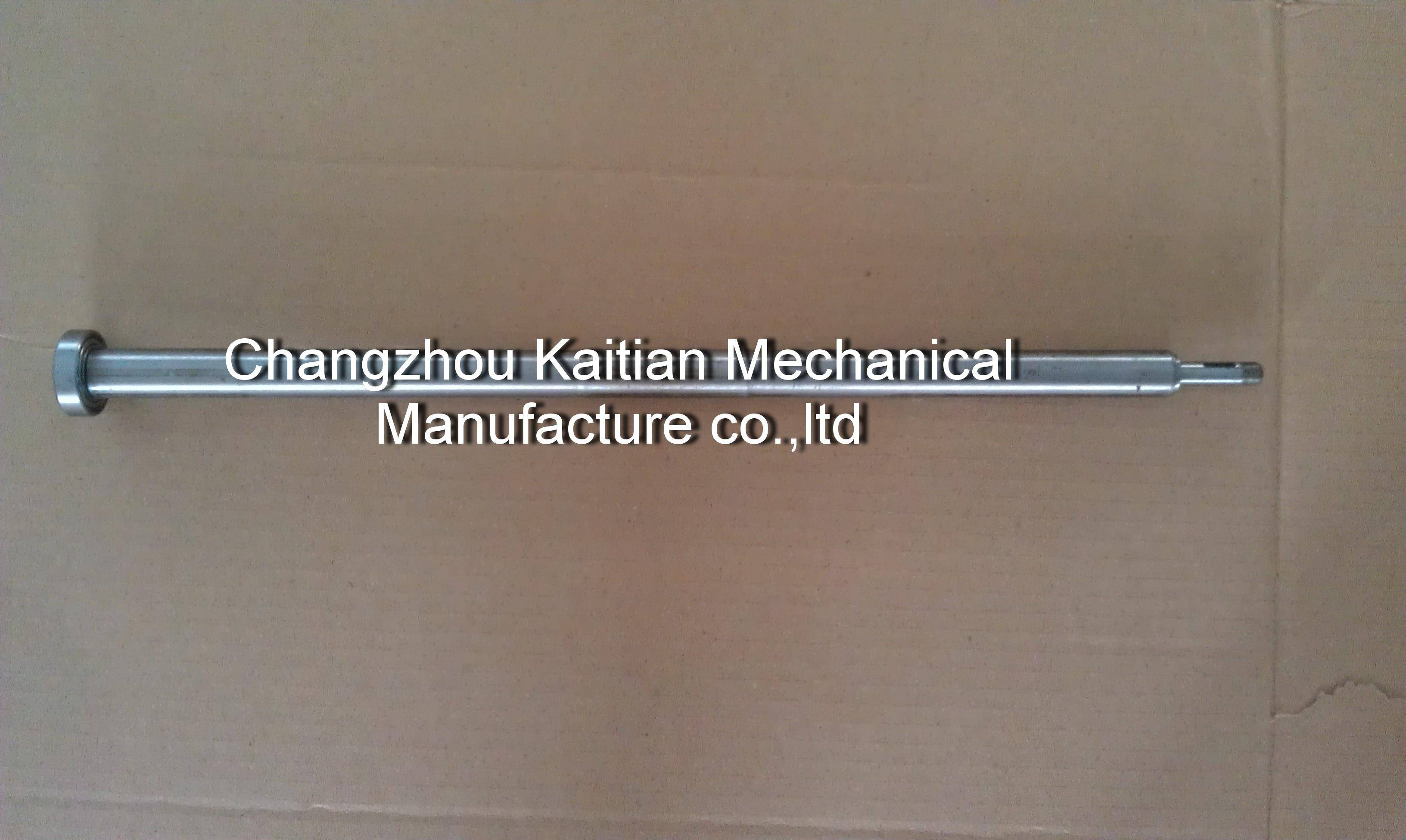 changzhou kaitian mechanical menufacture co.,ltd winder part Axle