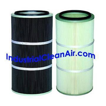 Spun Bond Polyester Filter Cartridge