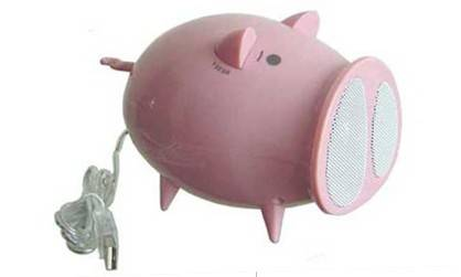 Pig Speakers,USB Speakers,FM