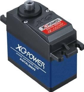 Servo XQ-Power 12V High Voltage Digital Servo XQ-S4230D Titanium Gears