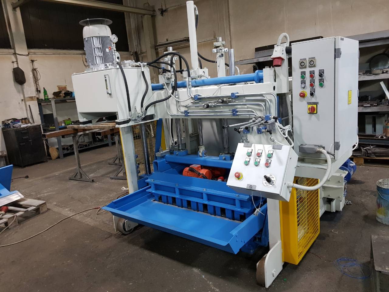 SALE Euroblock 6S Movable Block Machine