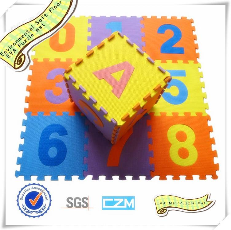 Environmental Soft Floor  EVA Puzzle mat