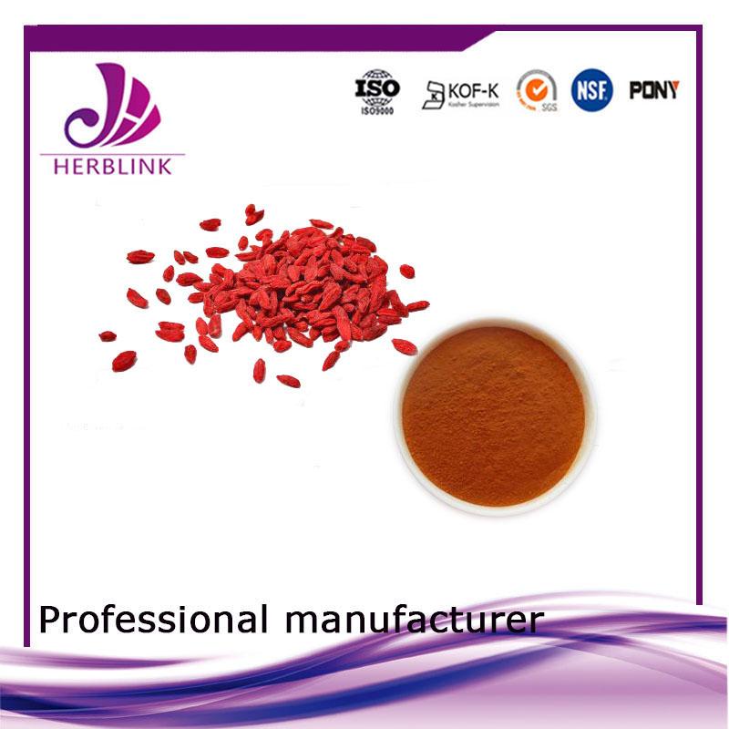 Wolfberry Fruit Powder
