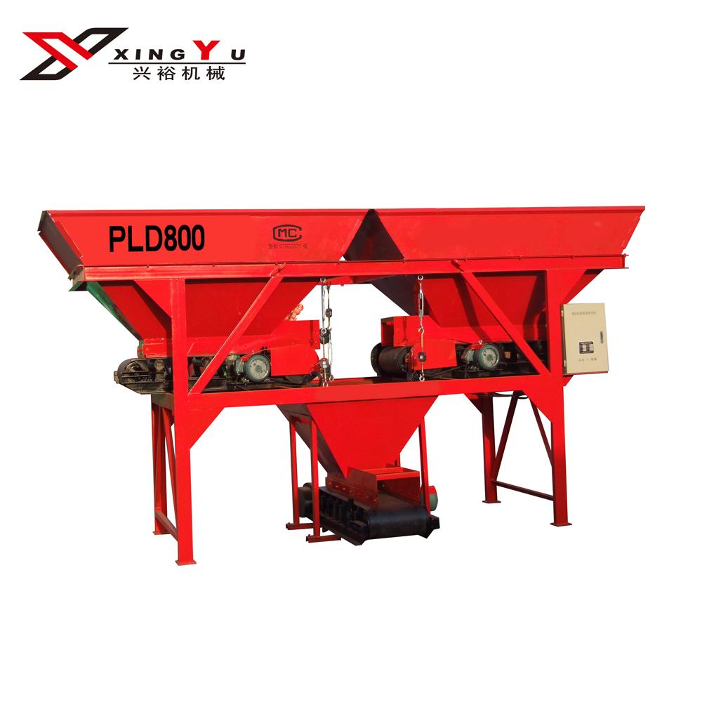 PLD600 batching plant