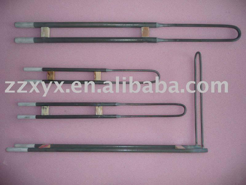 High temperature U type electric Mosi2 Heating Element