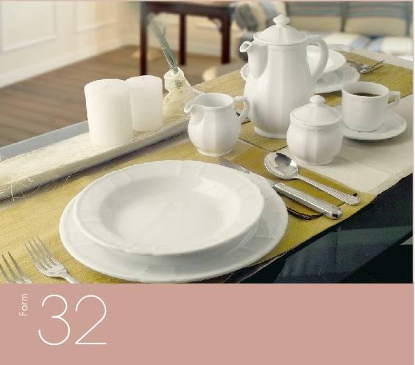 Porcelain Dinnerware (P32)