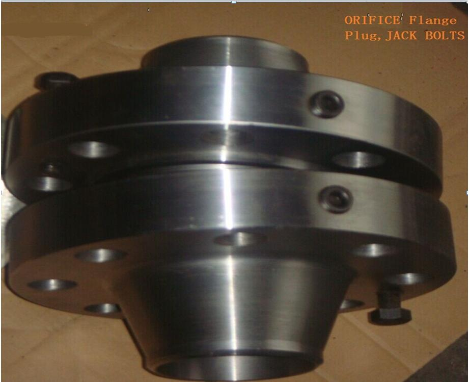 Carbon Steel Orifice Flange with Jack Bolts