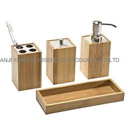 Bamboo Countertop Accessories