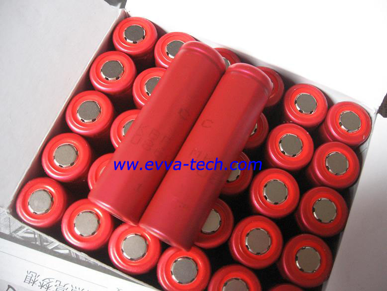 Lithium ion 18650 battery cell Sanyo UR18650F 2200mAh battery