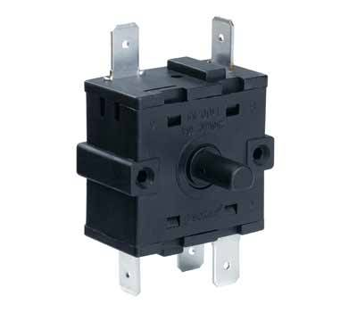 Household Appliance Rotary Switches for Fan heater,oven products,toaster,broiler
