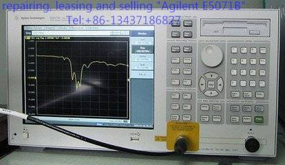 Agilent E5071B Network Analyzer