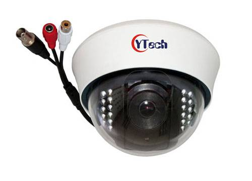 HOT-SELLING CCTV IR Dome camera with audio IDBA-N342E