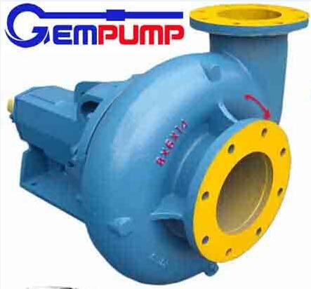 China mission magnum centrifugal sand pump