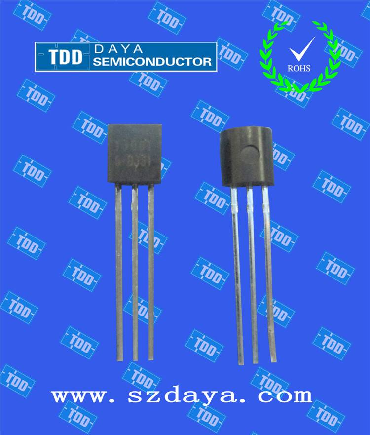 General purpose DIP transistors C945