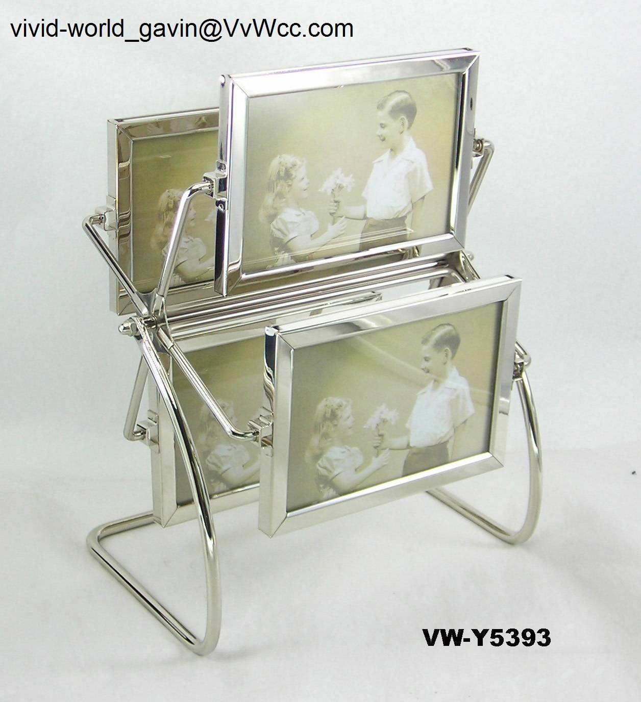 Home decorative photo frame&picture frame,Home Furnishing Metal Crafts