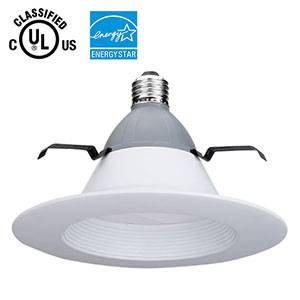 OKT Lighting Screw-in 5-6inch LED Residential Downlight