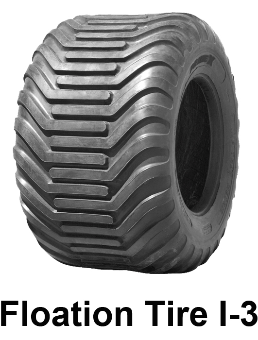 Floation tire I-3