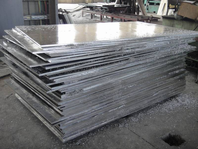 Hot-rolled Magnesium plate(mg alloy plate)-AZ31B-H24