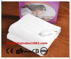 wholesale electric under blanket with CE