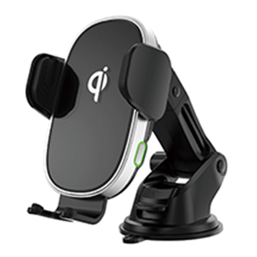 Wireless smartphone chargerholder with quick charging
