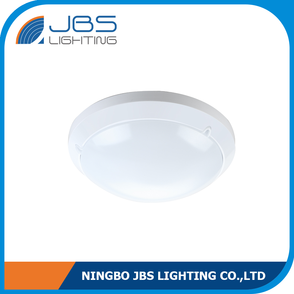 16W LED microwave sensor light IP65 IK10 - JBS-ML106L-2835